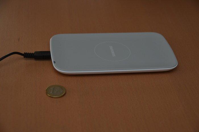 Samsung EP-P100IEW induktives Ladegerät -- © bepixelung.org