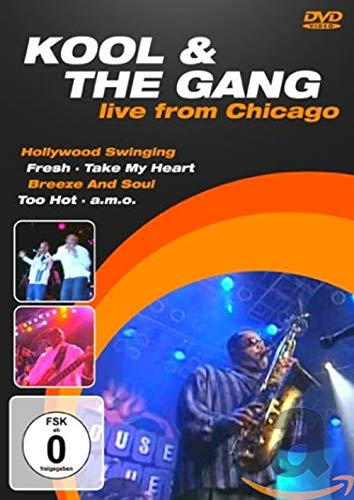 Kool & The Gang - Live From Chicago -- via Amazon Partnerprogramm