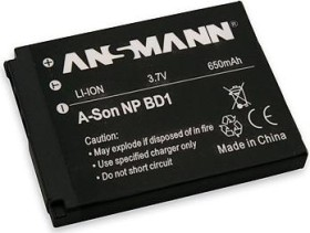 Ansmann A-Pen D-LI72 Li-Ion battery (5044433)