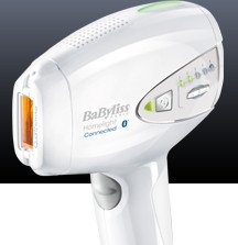 BaByliss G940E Homelight connected IPL-Haarentferner