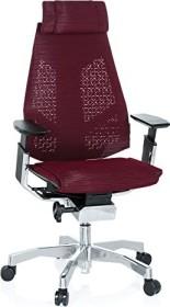 HJH Office Genidia Pro Stoff Bürostuhl, rot (652859)