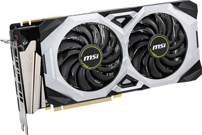 MSI GeForce RTX 2070 SUPER Ventus OC, 8GB GDDR6, HDMI, 3x DP (V372-249R)