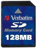 Verbatim SD Card 128MB (47118)