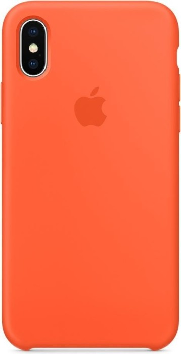 apple silicone case iphone x