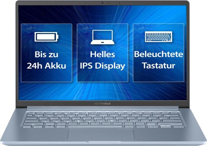 ASUS VivoBook S14 X403FA-EB198 Silver Grey Blue (90NB0LP2-M03520)