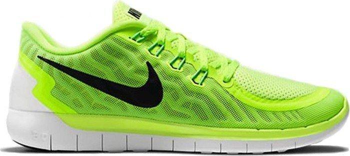 finest selection 96168 84af1 Nike Free 5.0 voltelectric greenlight lucid greenblack (Herren)