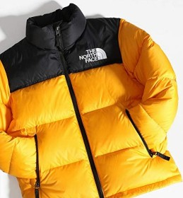 The North Face 1996 Retro Nuptse Jacke summit gold (Junior) (4TIM-56P)