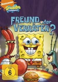 SpongeBob Schwammkopf - Freund oder Verräter?