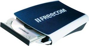 Freecom FX-10 DVD+R/RW 4x, USB 2.0 (20111)