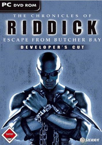 The Chronicles of Riddick - Escape from Butcher Bay (deutsch) (PC) -- via Amazon Partnerprogramm