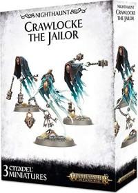 Games Workshop Warhammer Age of Sigmar - Nighthaunt - Crawlocke The Jailor (99120207060)