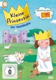 Die kleine Prinzessin Vol. 1: Der Wackelzahn (DVD)