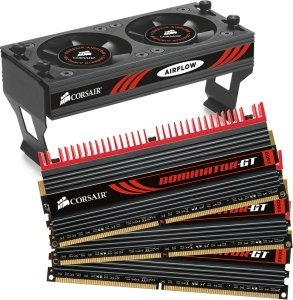 Corsair XMS3 Dominator GT DIMM Kit 12GB, DDR3-2000, CL9-10-9-27 (CMT12GX3M3A2000C9)