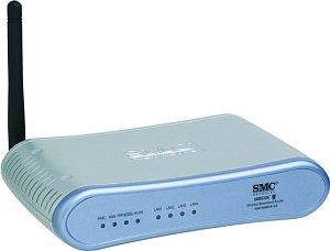 SMC Barricade g Router, 54Mbps (SMCWBR14-G2)