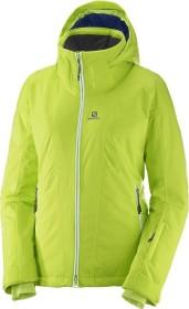 Salomon All Good ski jacket acid lime (ladies) (397615)