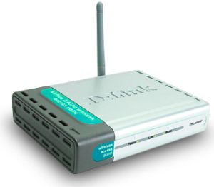 D-Link AirPlusG+ DWL-2000AP Access Point