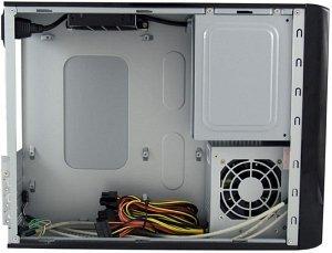 1x 5,25 Externe, 1x 3,5 interne, 200 Watt, 2X USB LC-Power LC-1400mi Mini-ITX PC-Geh/äuse