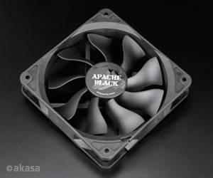 Akasa Apache case fan black, 140mm (AK-FN062)
