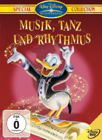 Disney's Musik, Tanz und Rhythmus -- via Amazon Partnerprogramm