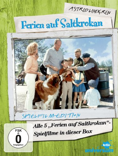 Ferien auf Saltkrokan Teil 1-5 Box -- via Amazon Partnerprogramm
