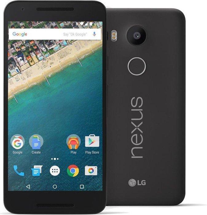 Google Nexus 5X 32GB schwarz
