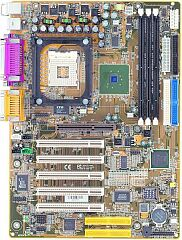 Shuttle AB30R, i845, RAID (SDR)