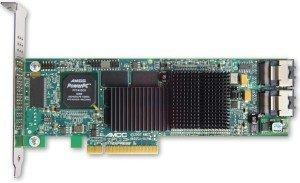 LSI 3ware Escalade 9690SA-8I bulk, PCIe x8