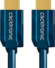 Clicktronic Casual High Speed HDMI Kabel mit Ethernet 7.5m (70306)