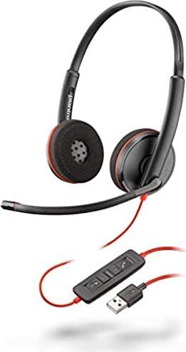 Plantronics Blackwire C3220 USB-A schwarz (209745-22) -- via Amazon Partnerprogramm