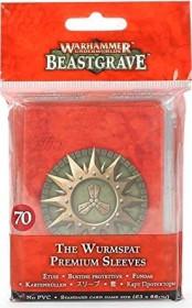 Games Workshop Warhammer Underworlds: Beastgrave - Maggotkin of Nurgle - Die Erbrochenen Kartenhüllen