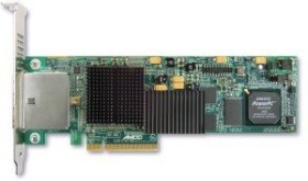 LSI 3ware Escalade 9690SA-8E bulk, PCIe x8