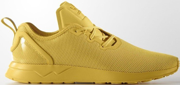 best service a5845 e2087 adidas ZX Flux ADV Asymmetrical spring yellow/solid grey (men) (S79051)  from £ 86.66
