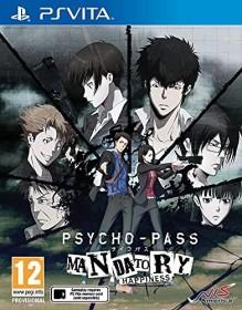 Psycho Pass: Mandatory Happiness (PSVita)