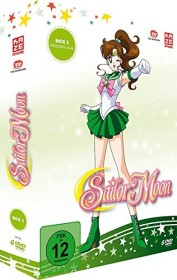 Sailor Moon Box Vol. 2 (DVD)