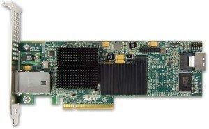 LSI 3ware Escalade 9690SA-4I4E bulk, PCIe x8