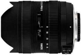 Sigma AF 8-16mm 4.5-5.6 DC HSM for Nikon F black (203955)