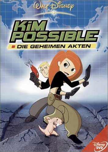 Kim Possible - Die geheimen Akten -- via Amazon Partnerprogramm