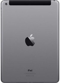Apple Ipad Air 16gb Lte Space Gray Md791fd A Skinflint Price Comparison Uk