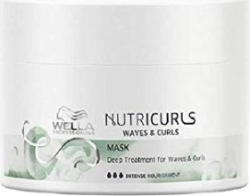 Wella Nutricurls Mask, 150ml