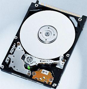 Toshiba MK4025GAS 40GB, IDE