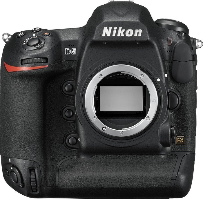 Nikon D5 black case CF (VBA460AE)