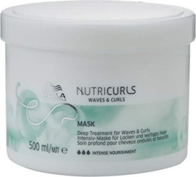 Wella Nutricurls Mask, 500ml