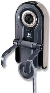 Logitech QuickCam for Notebooks Pro, USB (961240-0914)