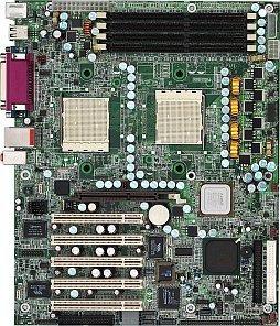 Tyan Tiger K8W, AMD 8131 [dual PC-3200 reg ECC DDR] (S2875ANRF)