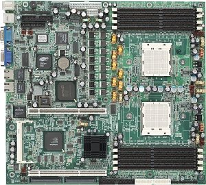 Tyan Thunder K8SR, AMD 8131/8111 (S2881G2NR)