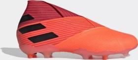 adidas Nemeziz 19+ FG signal coral/core black/glory red (Junior) (EH0494)