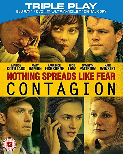 Contagion (Blu-ray) (UK) -- przez Amazon Partnerprogramm