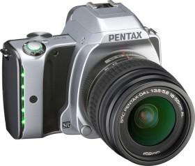 Pentax K-S1 silber mit Objektiv DA L 18-55mm (06573)