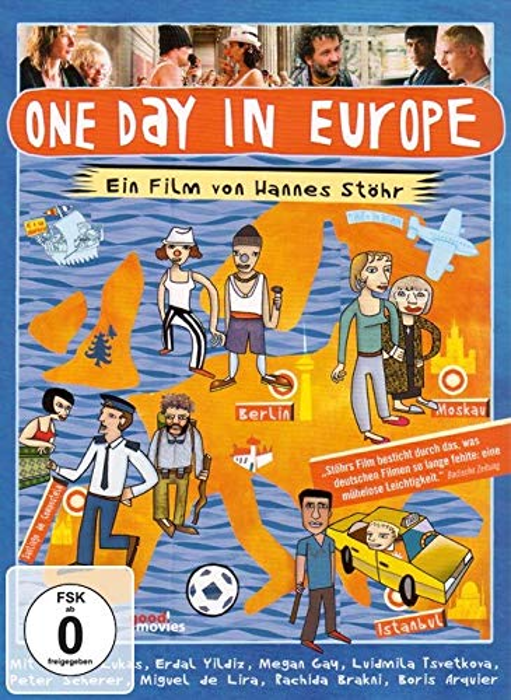 One Day in Europe -- via Amazon Partnerprogramm