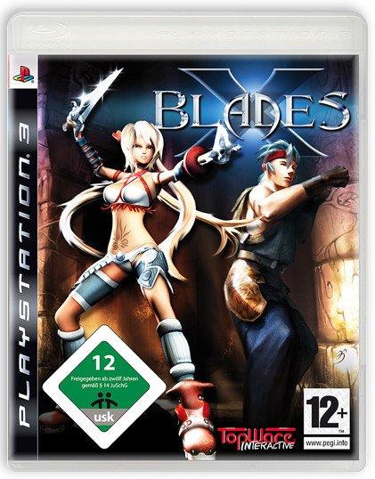 X-Blades (deutsch) (PS3)